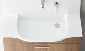 TOTO 洗面化粧台 オクターブスリム カウンターデザイン1