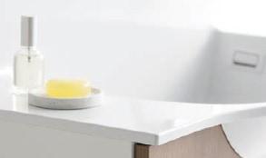 TOTO 洗面化粧台 オクターブスリム カウンターデザイン2