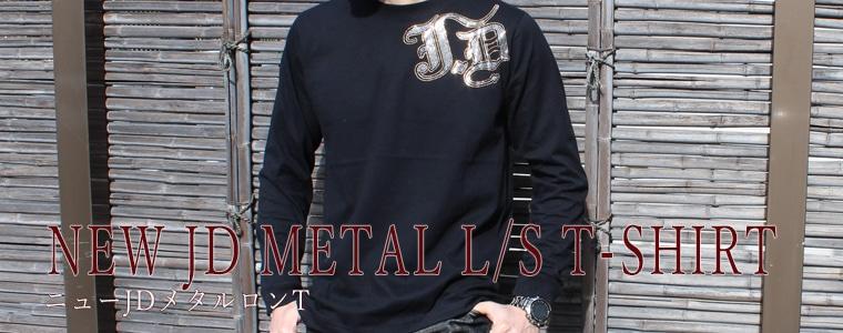 New JDメタルロンT