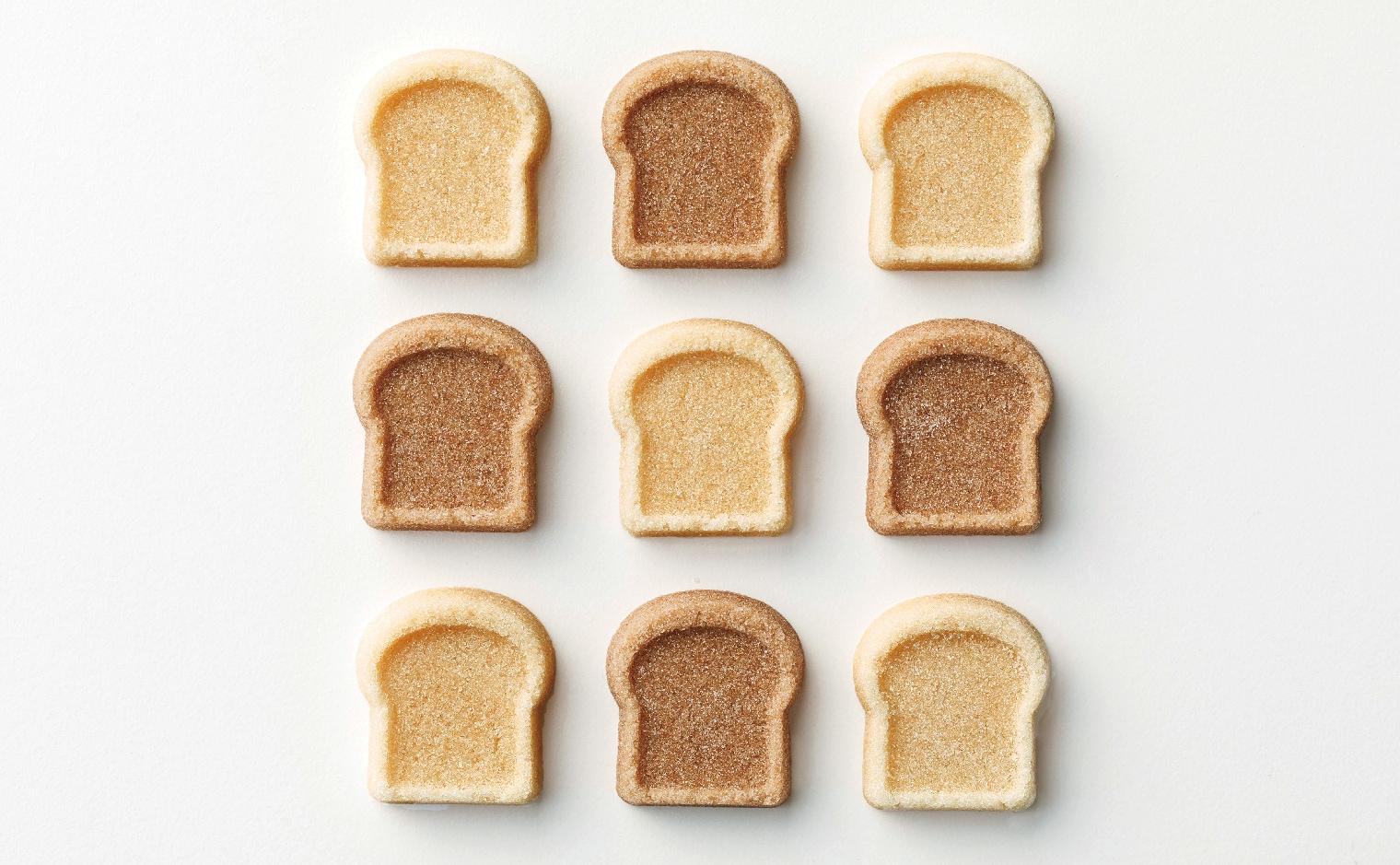 物語のある砂糖,食パン