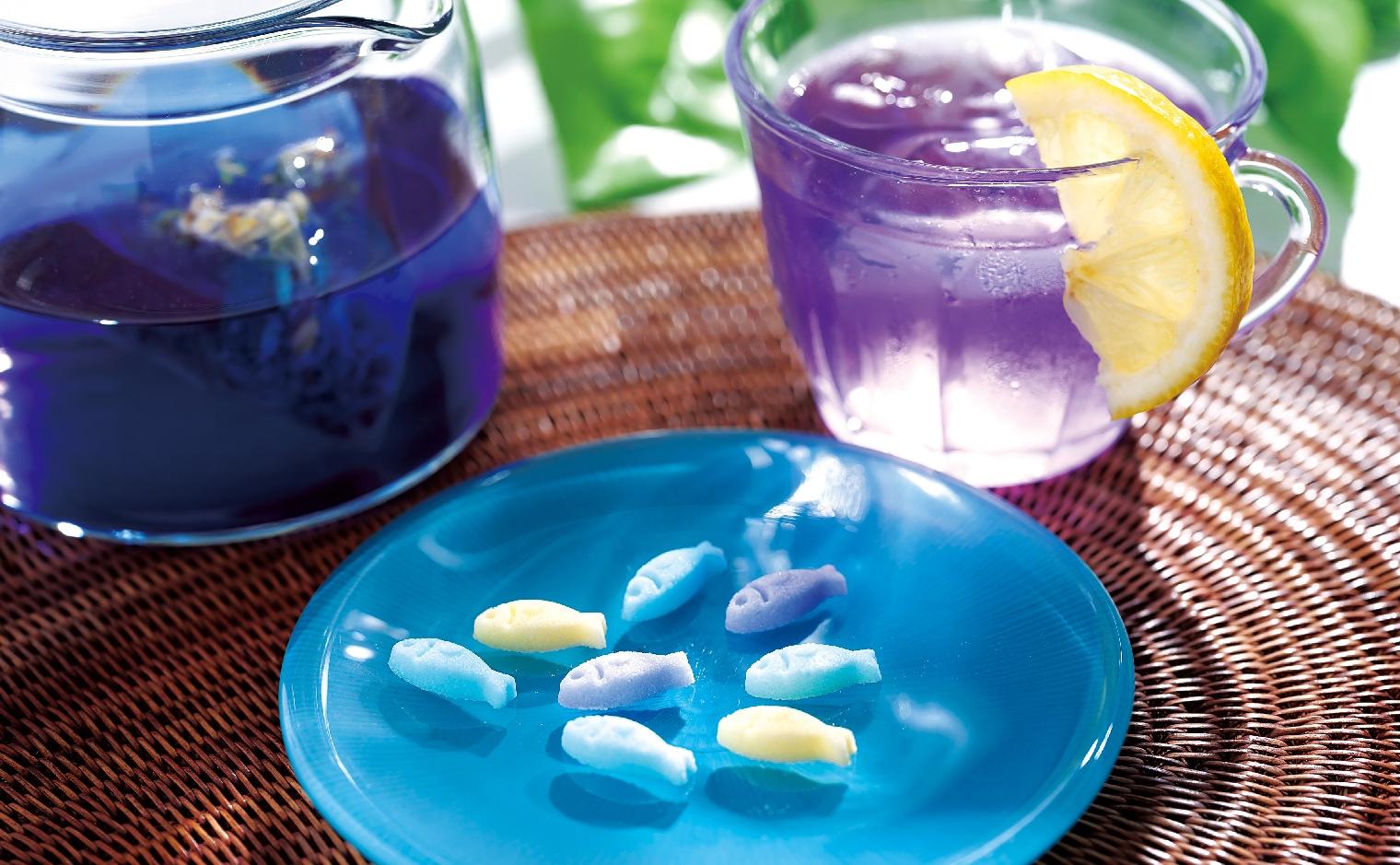 デザインシュガー,物語のある砂糖,かわいい,可愛い,角砂糖,アクアリウム,魚,fish