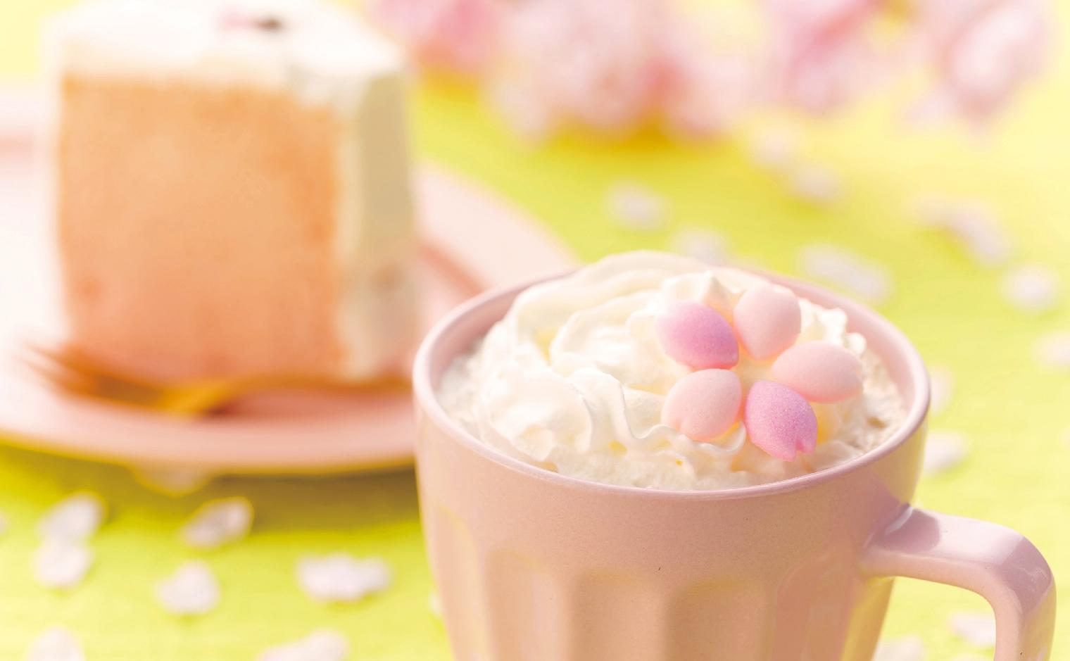 デザインシュガー,物語のある砂糖,かわいい,可愛い,角砂糖,さくら,桜,ひらり,春