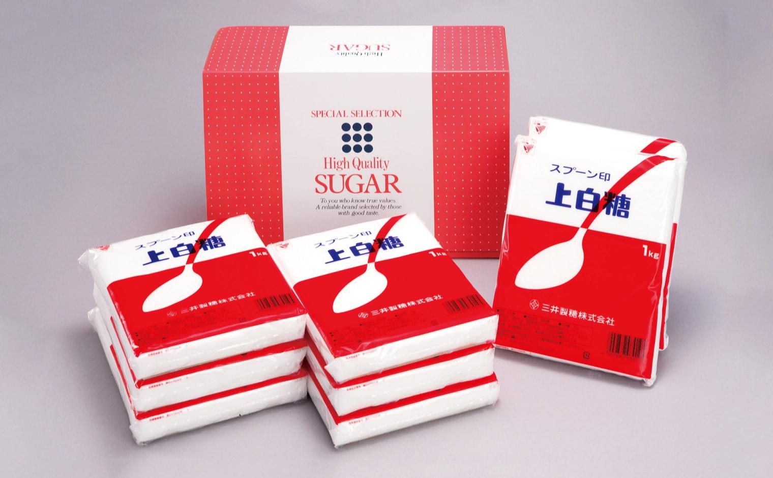 砂糖,ギフト,上白糖,箱入り,進物慣習