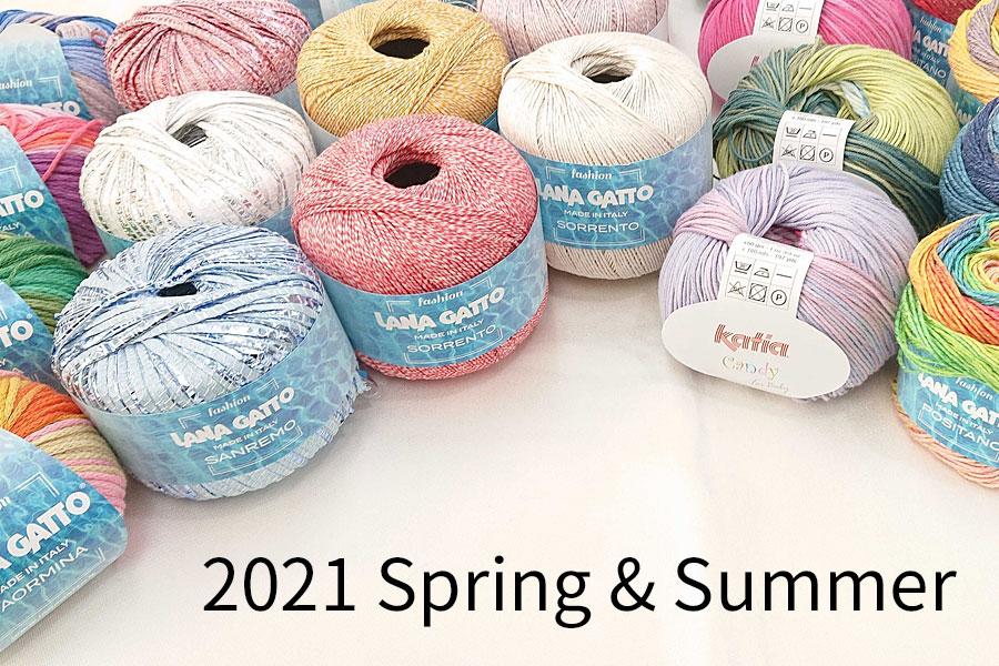 2021 Summer&Spring