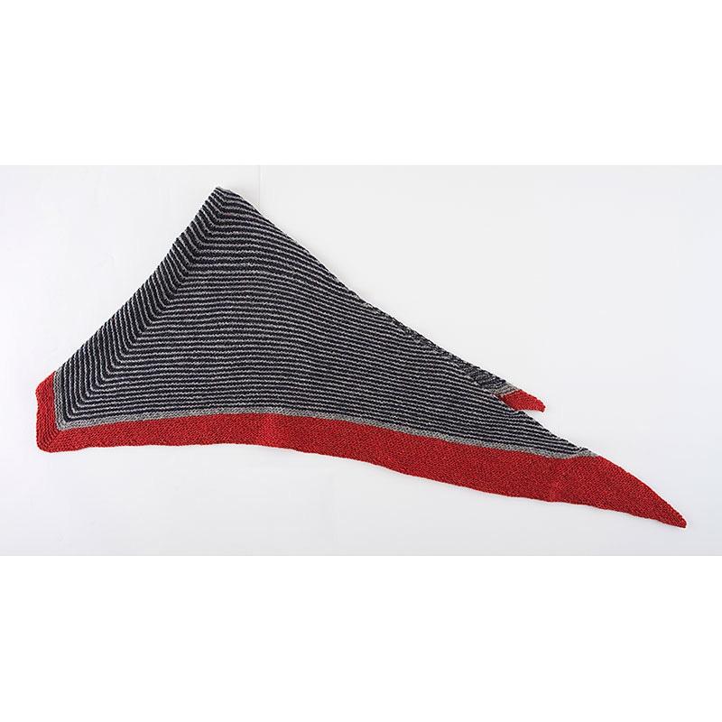 ロフトの三角ショール
