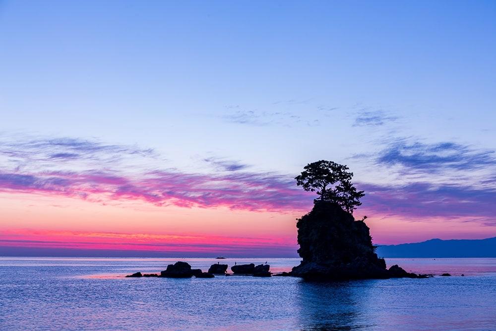 富山湾の海洋深層水
