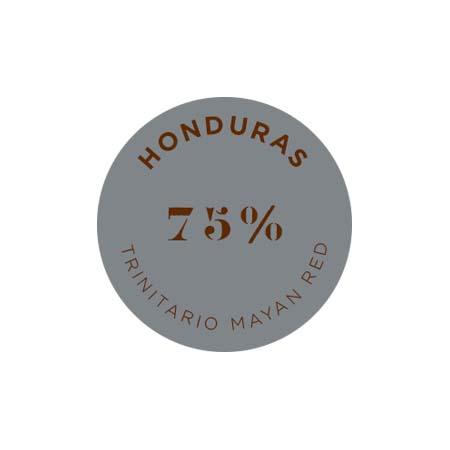 オリジン ノワール 75% ホンジュラス - トリニタリオ マヤンレッド