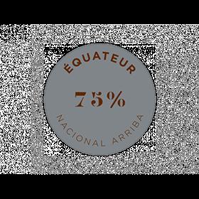 オリジン ノワール 75% エクアドル - ナショナル アリバ