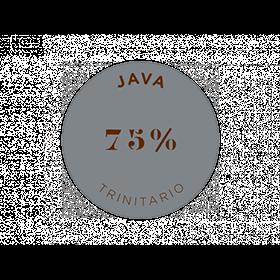 オリジン ノワール 75% ジャワ - トリニタリオ