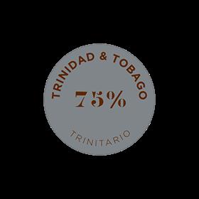 オリジン ノワール 75% トリニダード・トバゴ