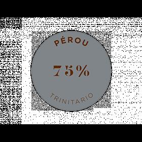 オリジン ノワール 75% ペルー - トリニタリオ