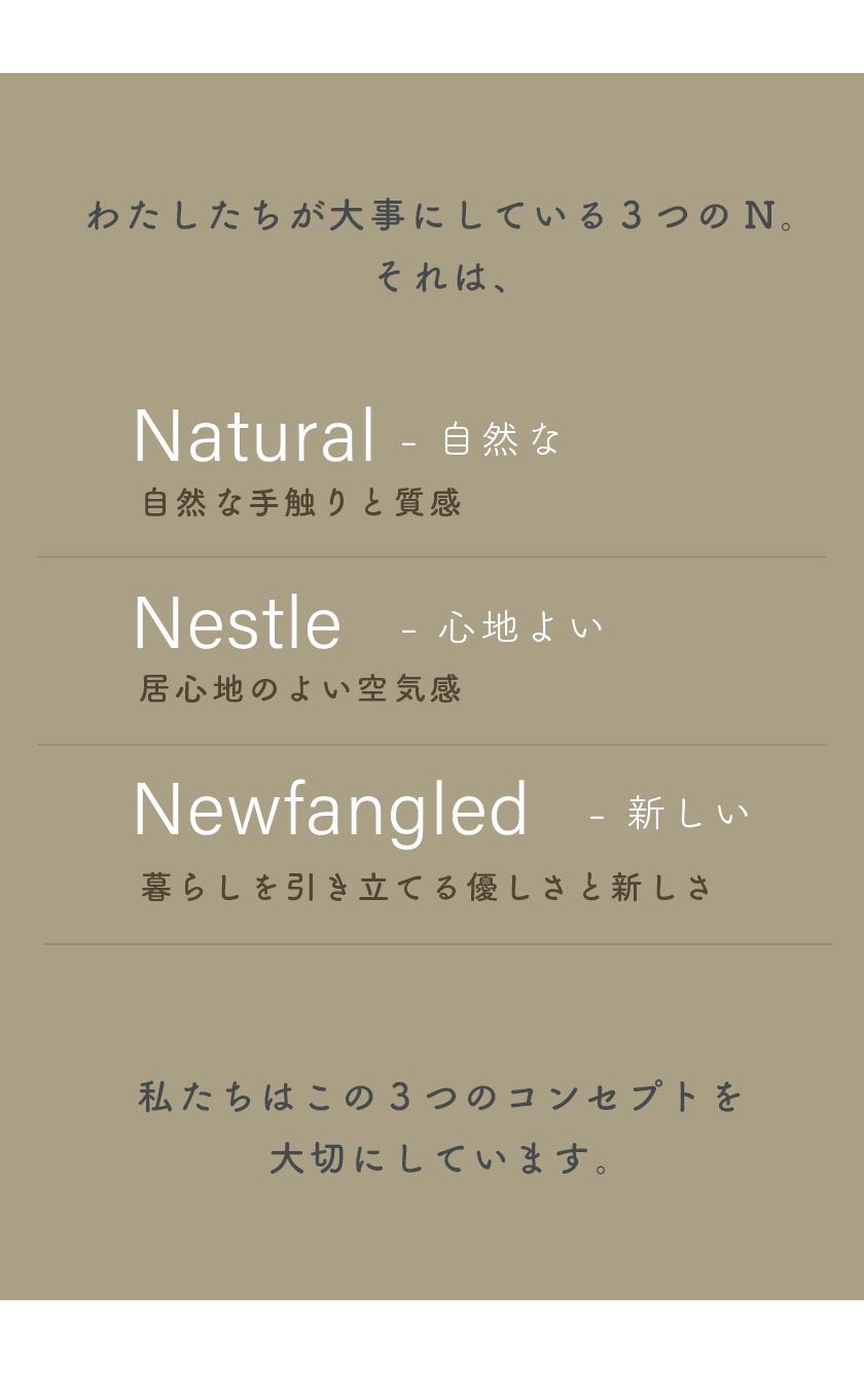 N3rdの<3つのN>