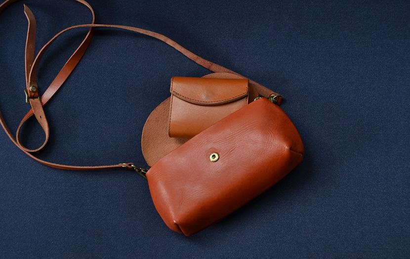 BL-NW-0046 ミニ財布 ブラウン