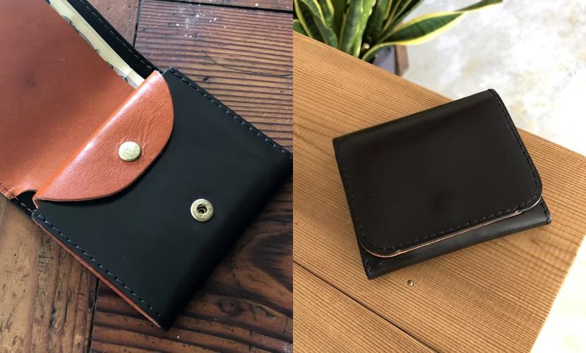 BL-NW-0048 ミニ財布 ブラック