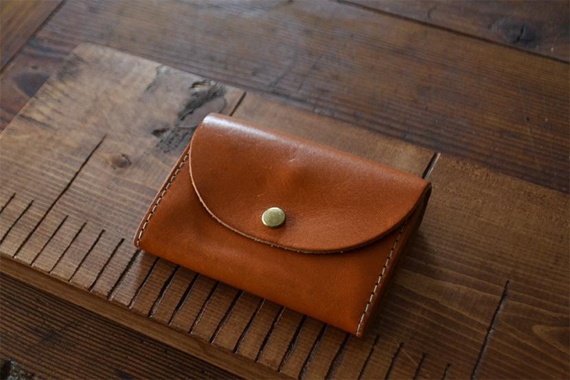 BL-PT-0031 ミニ財布 ブラウン