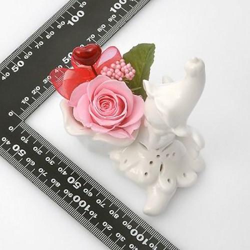花器アレンジ 花の妖精(フラワーフェアリー)の画像3