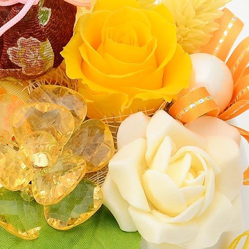 花器アレンジ ハッピーグランマ ハッピーグランパの画像2