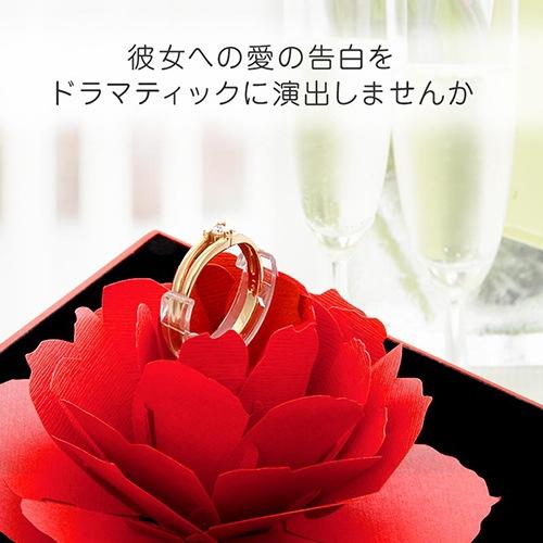 シルバーリング Sweet Roseの画像1