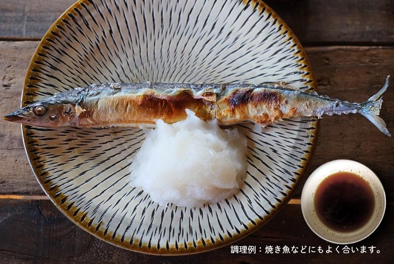 山田屋ポン酢:焼き魚などにもよく合います。