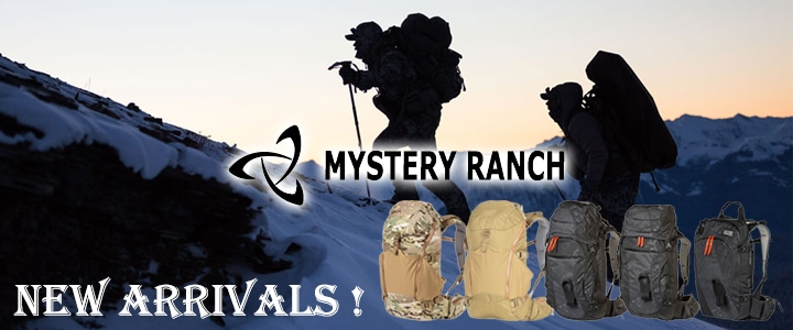 MYSTERY RANCH ミステリーランチ 新着バックパック