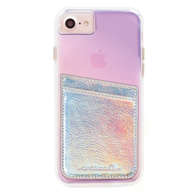 カードホルダーステッカー Case-Mate ID Pocket-Iridescent Case-Mate