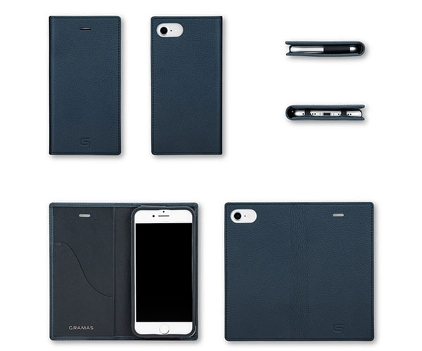 GRAMAS Full Leather Case<