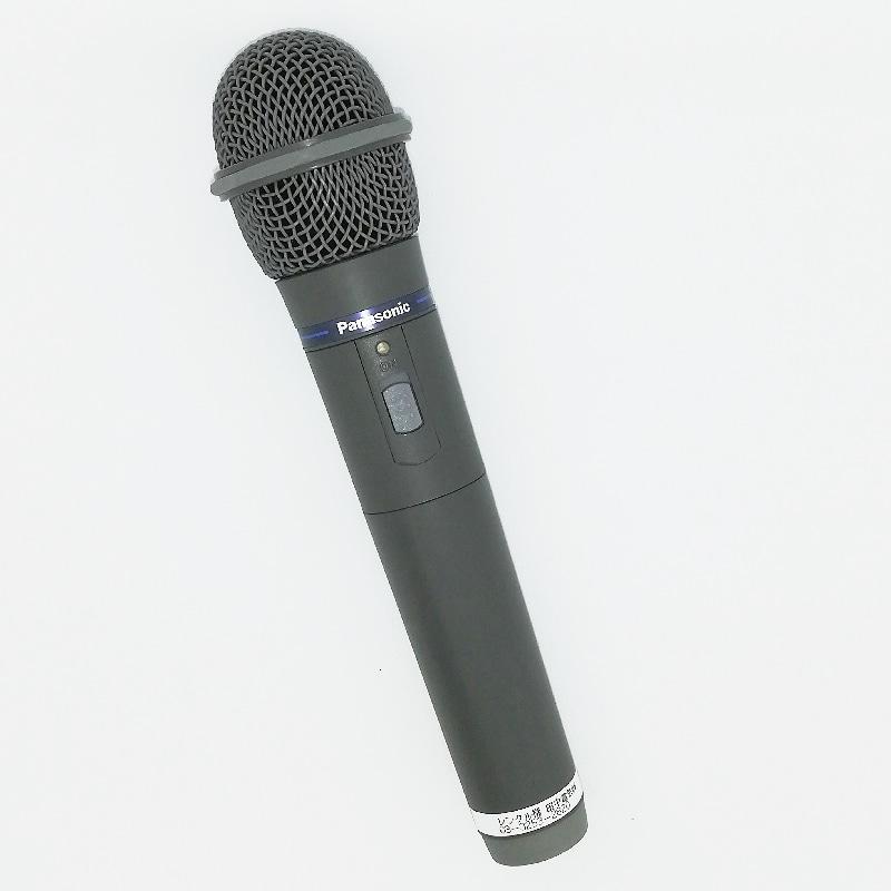 WX-4100B(パナソニック) 800MHz帯PLLワイヤレスマイクロホン