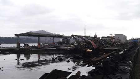 震災後始めた通販サイトです。