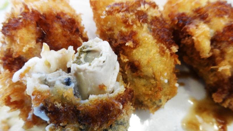 大粒牡蠣でカキフライをご自宅で。