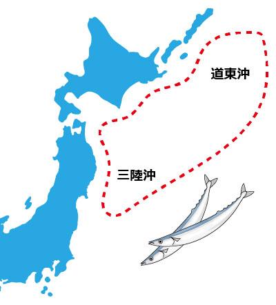 三陸さんま産地