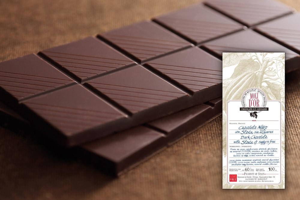 モリドル 糖質制限 チョコレート ダーク