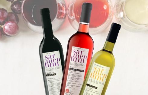 糖質制限ワイン スペイン産 >サーメンタム(赤・ロゼ・白)