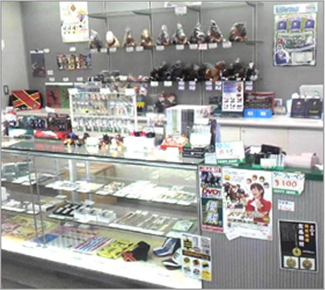ウインズ錦糸町西館店舗