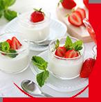 デザート・ヨーグルト・アイス