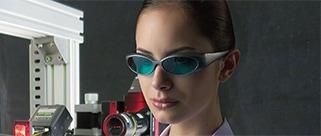 レーザー用遮光保護具