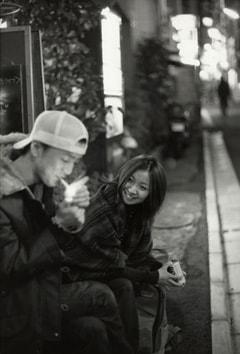 ハービー山口「日暮れの下北沢」 2005