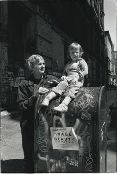 「街角」ニューヨーク 1992
