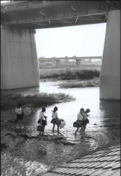 「夏 一瞬の風」 2004 東京