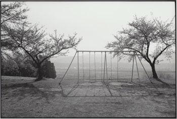 丘の上のブランコ 長野 2007