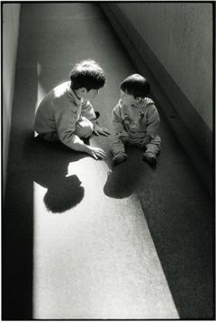 「小さな弟」東京  1995