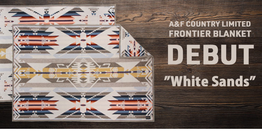 PENDLETON ペンドルトン フロンティアムチャチョ ホワイトサンズ A&F直営店別注モデル
