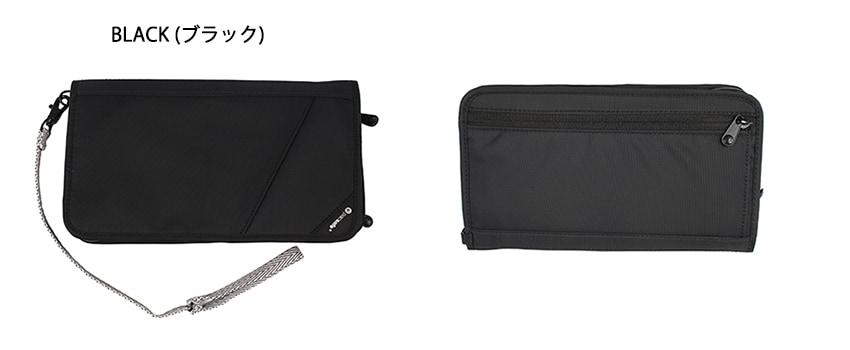 pacsafe パックセーフ RFIDセーフ V200 ブラック