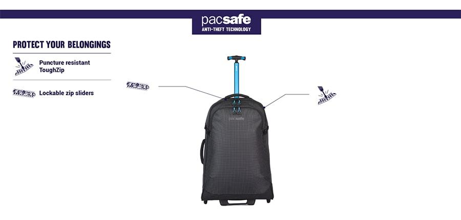 pacsafe パックセーフ ツアーセーフ29