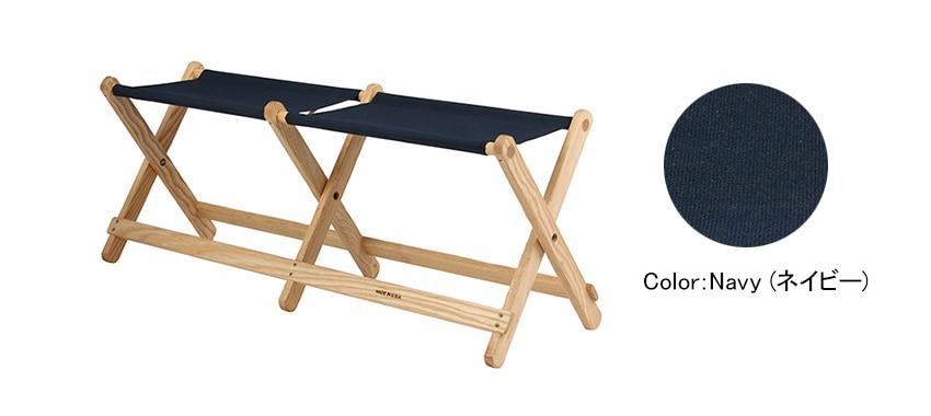 Blue Ridge Chair Works ブルーリッジチェアワークス ボイジャーベンチ