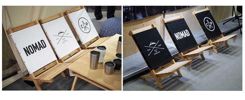 Blue Ridge Chair Works ライトシーズニング フェスティバルチェア