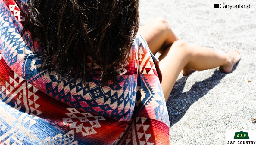 PENDLETON ジャガードバスタオルオーバーサイズ