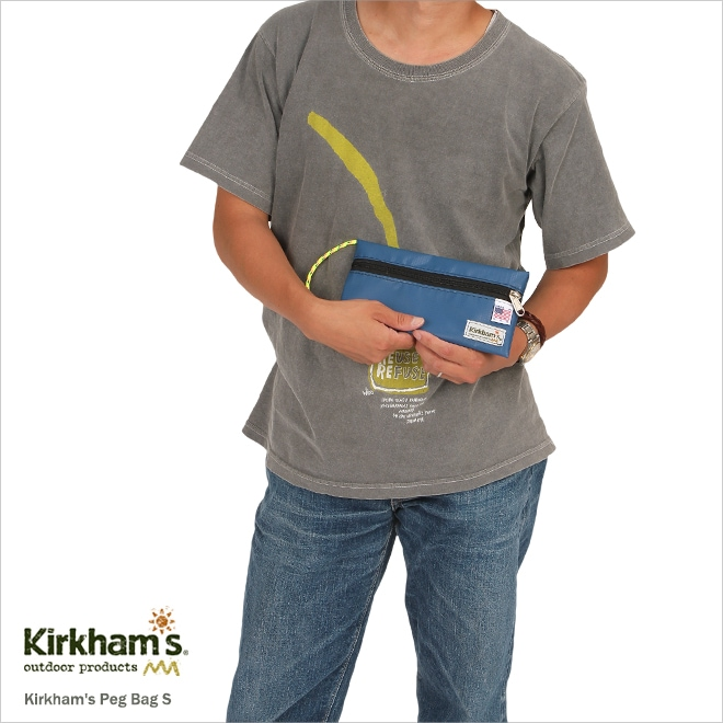 Kirkham's カーカムス ペグバッグS イメージ2
