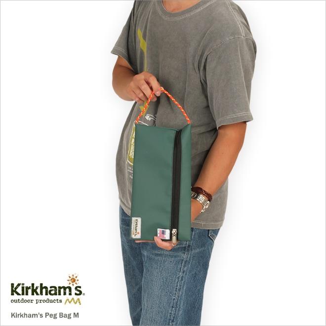 Kirkham's カーカムス ペグバッグM イメージ2