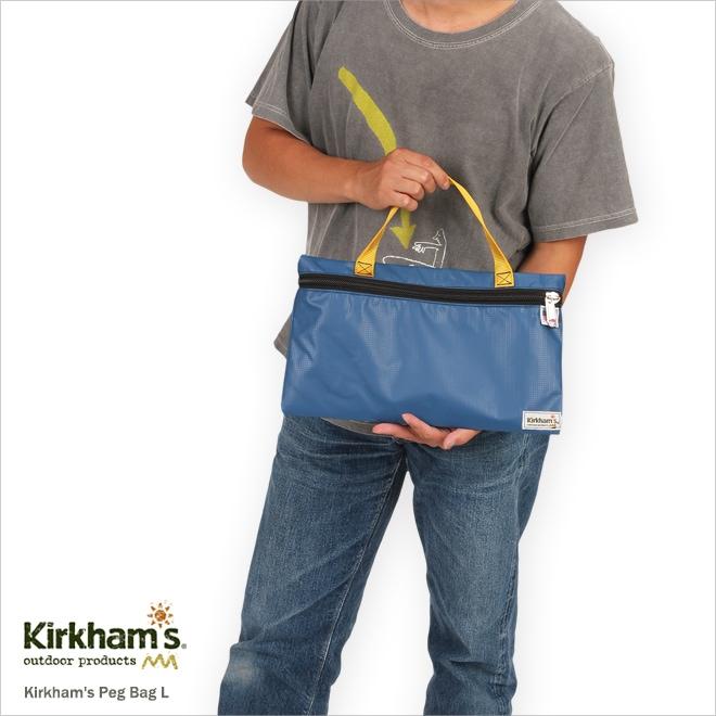 Kirkham's カーカムス ペグバッグL イメージ2