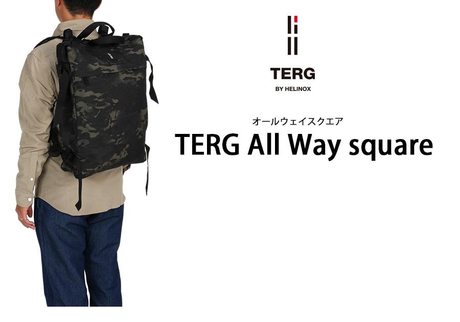 TERG(ターグ)オールウェイスクエア
